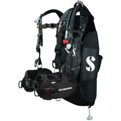 Image from ScubaPro Hydros Pro Modular Back-Inflation BCD with Balanced Inflator (Men's)