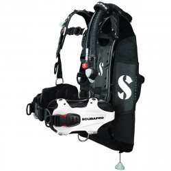 Image from ScubaPro Hydros Pro Modular Back-Inflation BCD with Balanced Inflator (Women's)