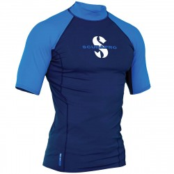 Image from ScubaPro T-Flex UPF 80 Short Sleeve Rashguard (Men's)