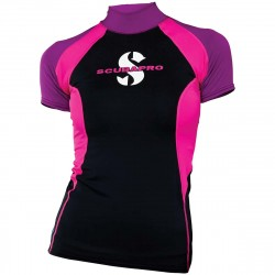 Image from ScubaPro T-Flex UPF 80 Short-Sleeve Rashguard (Women's)