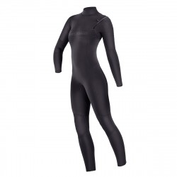 Image from ScubaPro Everflex 3/2 MM No-Zip Full Steamer Wetsuit (Women's)