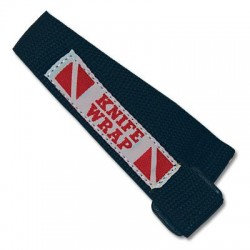 Image from DeluxeScuba Dive Knife Wrap XLarge 24 Inch
