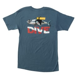 Image from Great White Shark Dive T-Shirt