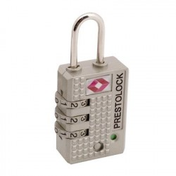 Image from TSA Approved Travel Lock