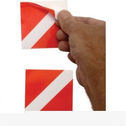 Image from Static Dive Flag Sticker
