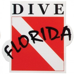 Image from Dive Florida Sticker