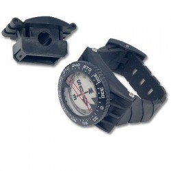 Image from Wrist or Hose Mount Compass