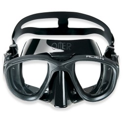 Image from Omer Alien Black Diving Mask