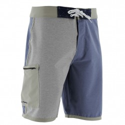 Image from Huk Piped Heather UPF 30 Boardshorts (Men's)