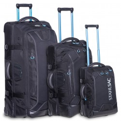 Image from Stahlsac Steel Wheeled Gear Bag Wet/Dry Adventure Luggage