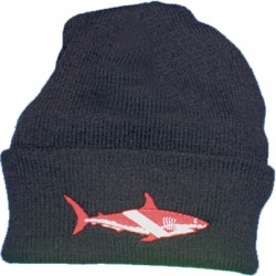 Image from Trident Dive Shark Beanie