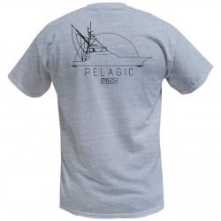 Image from Pelagic Premium Sportfisher Short Sleeved T-Shirt (Men's)