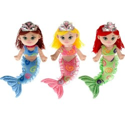 Image from Mermaid Plush Toy