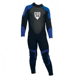 Image from EVO Kid`s 6/5/4mm Full Wetsuit