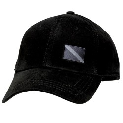 Image from I-Flex Fitted Cap with Black Dive Flag