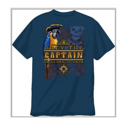Image from Amphibious Outfitters Captains Law T-shirt