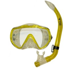 Image from EVO Drift Snorkeling Combo (Kids') Yellow