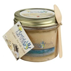 Image from Florida Salt Scrubs Vanilla 16oz Jar