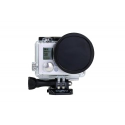 Image from Polar Pro Venture for GoPro HERO4 Neutral Density Filter