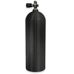 Image from Luxfer Aluminum 63cf Scuba Tank