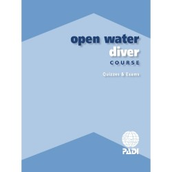 Image from PADI Open Water Exam Booklet