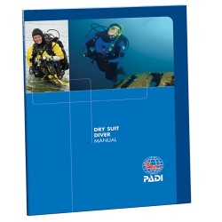 Image from PADI Dry Suit Diver Manual