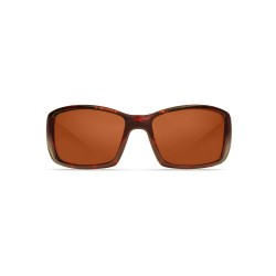 Image from Costa Del Mar Blackfin Tortoise Copper 580P Sunglasses