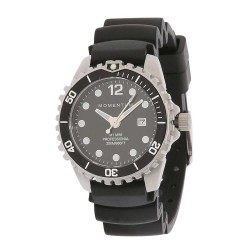 Image from Momentum M1 Mini Black Dive Watch