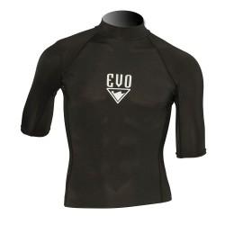 Image from EVO Unisex Short Sleeve Rash Guard