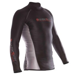Image from Sharkskin Chillproof Mens Long Sleeve Top