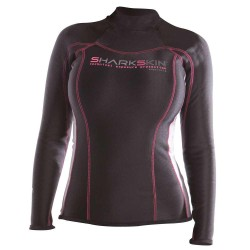 Image from Sharkskin Chillproof Womens Long Sleeve Top