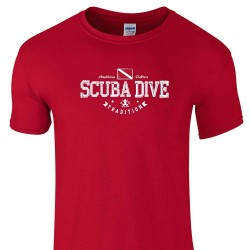 Image from Amphibious Outfitters Scuba Traditions T-Shirt