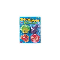 Image from Dive Pets Diving Toys