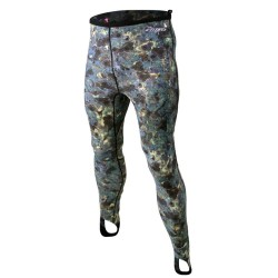 Image from Tilos Brown Camo Lycra Pants