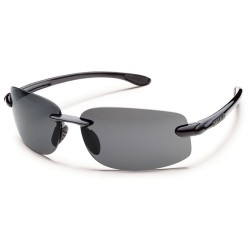 Image from Suncloud Excursion Black Gray Sunglasses