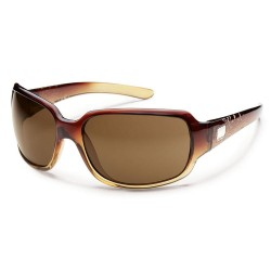 Image from Suncloud Cookie Brown Fade Laser Sunglasses