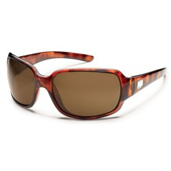 Image from Suncloud Cookie Tortoise Brown Sunglasses