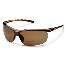 Image from Suncloud Zephyr Tortoise Sunglasses +2.00