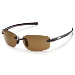 Image from Suncloud Momentum Tortoise/Brown Sunglasses