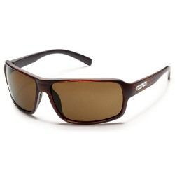 Image from Suncloud Tailgate Sunglasses Burnished Brown