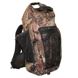 Image from Brunswick Mossy Oak Camo Dry Backpack