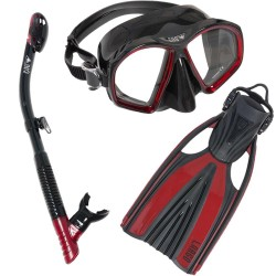 Image from EVO Largo Mask-Fin-Snorkel Combo