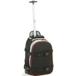 Image from Armor Rolling Carry-On Backpack