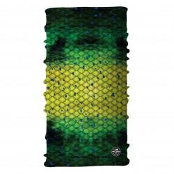 Image from Pelagic Sunsheild +50 UPF Face Protector (Men's) - Dorado