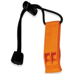 Image from Economy Scuba Whistle with Lanyard
