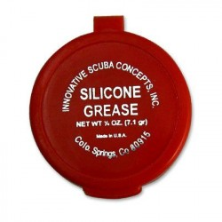 Image from Small Silicone Grease .25 oz