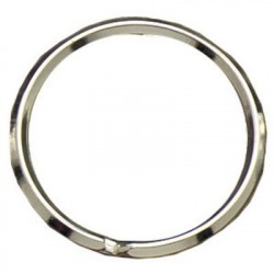 Image from Nickel Plated Split Ring