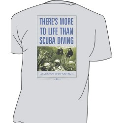 Image from HUGE More To Life Dive T-Shirt