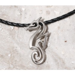 Image from POLO SEAHORSE NECKLACE