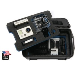Image from UK Pro POV 30 Premium Black Protective Case - for GoPro Cameras